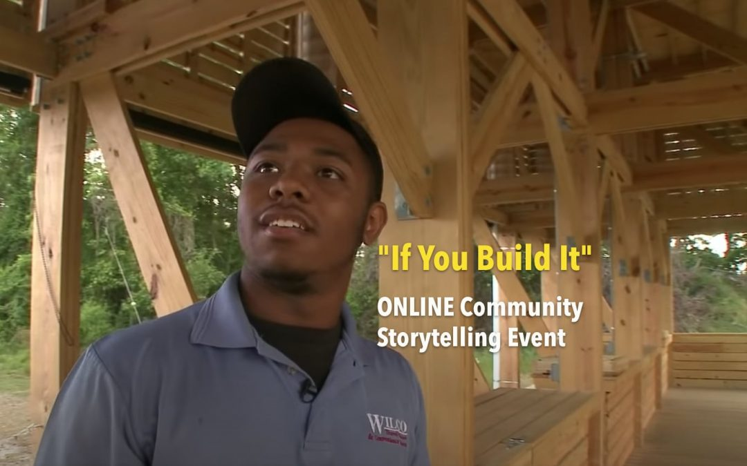 Watch and Share: Summer Storytelling Event